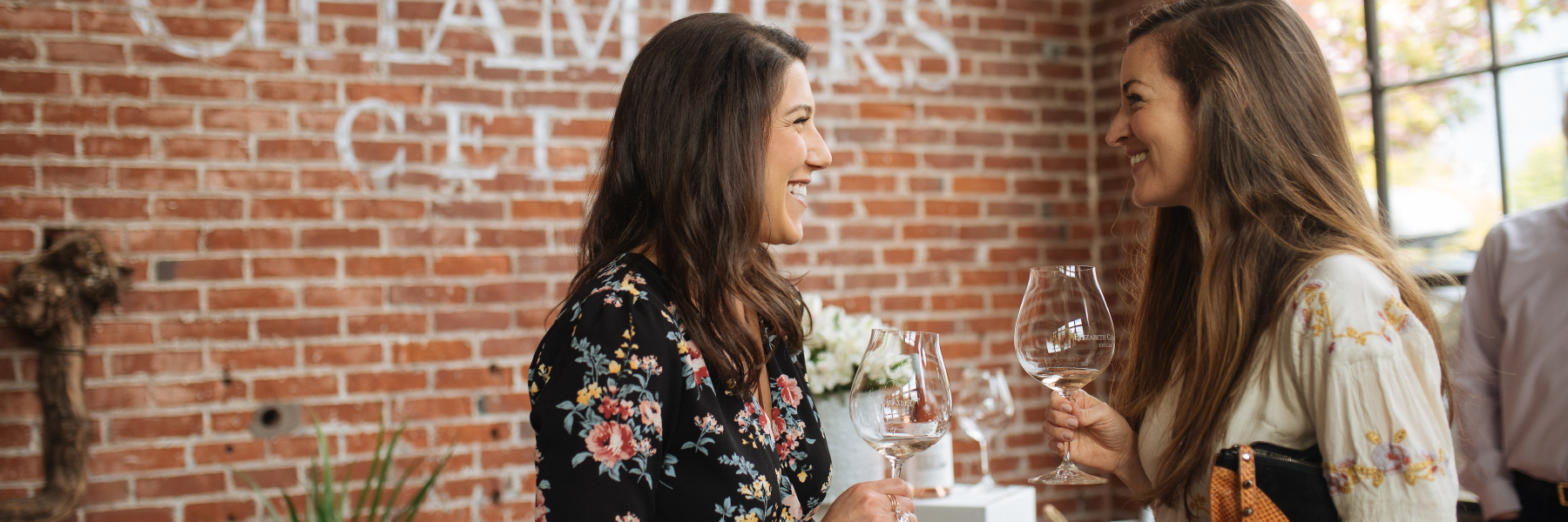 Meet a friend at Elizabeth Chambers Cellar in McMinnville, Oregon