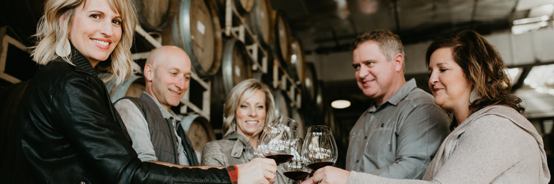 Enjoy the holidays at Elizabeth Chambers Cellar in McMinnville, Oregon