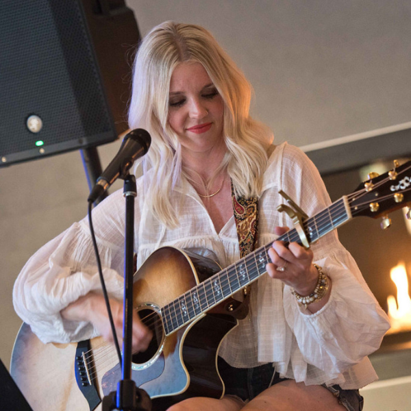 Live Music with Britnee Kellogg at Elizabeth Chambers Cellar