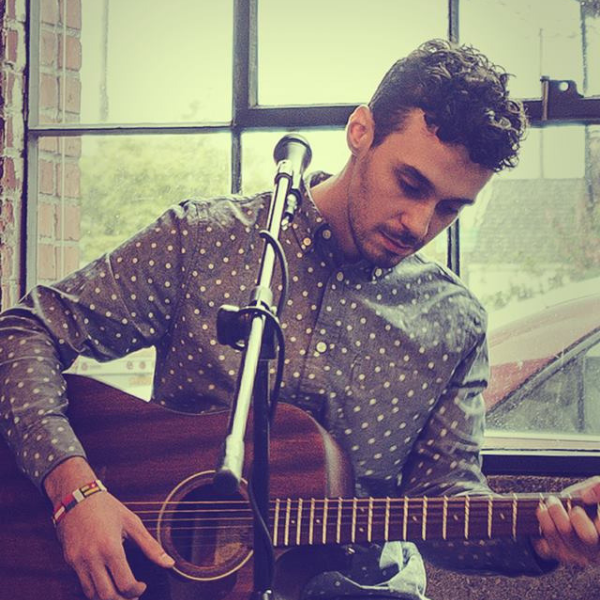 Live Music with Dante Zapata at Elizabeth Chambers Cellar