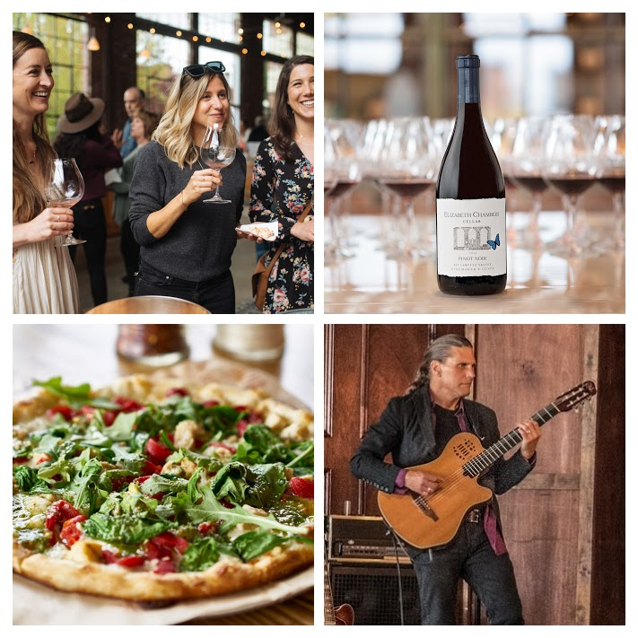 Wine Club Spring Pickup Party Elizabeth Chambers Cellar