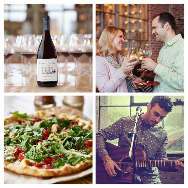 Wine Club Pickup Party at Elizabeth Chambers Cellar