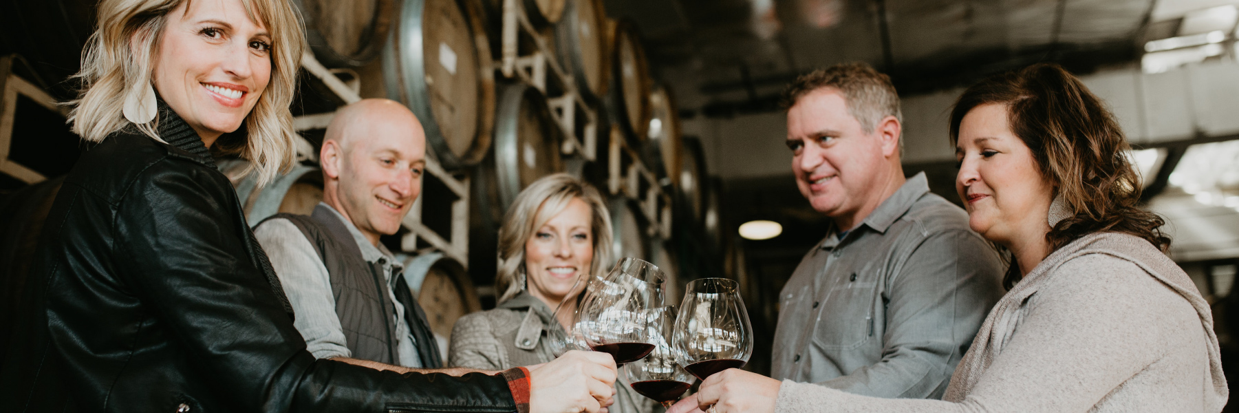 Thanksgiving at Elizabeth Chambers Cellar in McMinnville, Oregon