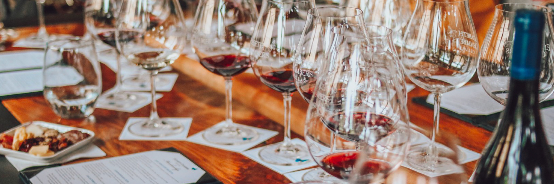 Luxe Tastings at Elizabeth Chambers Cellar in McMinnville, Oregon
